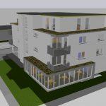 Gemäß der Qesü-RL sind die Wohnungen separat technisch ausgerüstet
